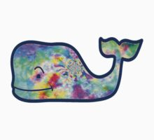 Vineyard Vines Whale Logo Trippy by Jason Levin