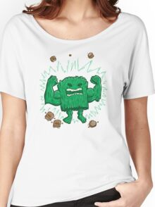 The Strongest Log of ALL Women's Relaxed Fit T-Shirt