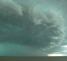 Cloud burst - Milang SA by Congolli