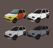 The Clungemobile - The Inbetweeners by LookOutBelow
