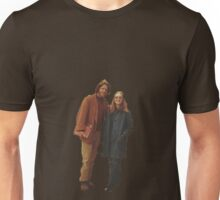 Bill and Hillary Clinton Unisex T-Shirt