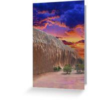 Ayers Rock Greeting Card