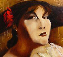 Contemparary Burlesque by Jeff Hunter