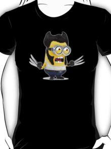 Wolverine Minion Marvel T-Shirt