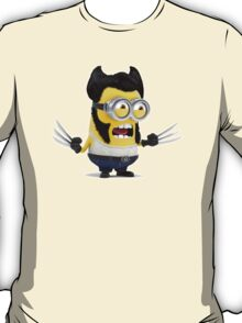 Wolverine Minion Marvel T-Shirt