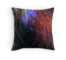 The Counsel Witnesses Everything by Bradley Blalock Throw Pillow