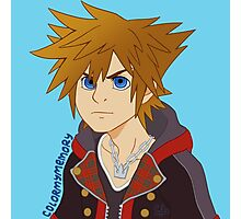 Sora (bust drawing) Photographic Print