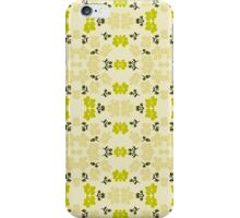 Little Yellow Roses  iPhone Case/Skin