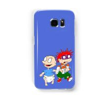 Rugrats Tommy and Chuckie Samsung Galaxy Case/Skin
