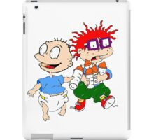 Rugrats Tommy and Chuckie iPad Case/Skin