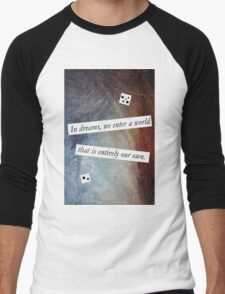 In Dreams - Harry Potter Dumbledore Quote T-Shirt
