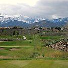Nevada Golf by MaryLynn