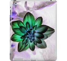 Photoshopped Flower 3 iPad Case/Skin