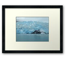 Kenai Fjords Tidal Glacier Framed Print