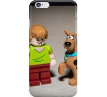 Shaggy and Scooby Doo iPhone Case/Skin