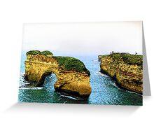 Great Ocean Views Greeting Card