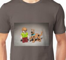 Shaggy and Scooby Doo Unisex T-Shirt