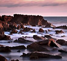 Lucy's Beach ~ Greenough WA by Pene Stevens