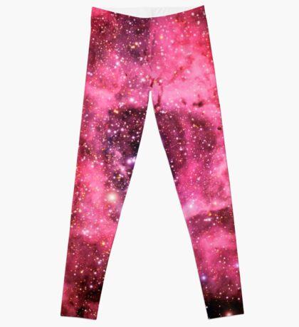 Rosette Nebula [Rose] Leggings