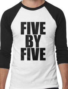 Five by five Men's Baseball ¾ T-Shirt