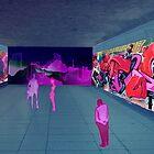 Frankfurt Underground by Marlies Odehnal