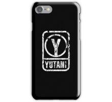 Yutani Corporation iPhone Case/Skin