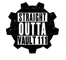 Straight Outta Vault 111 by Chris Bryer