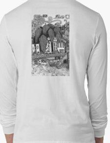 River Temple Long Sleeve T-Shirt