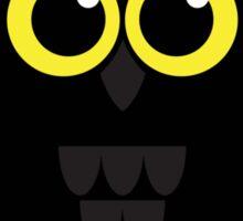 Shabby the Night Owl Sticker