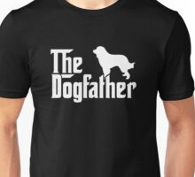 THE DOGFATHER Great Pyrenees Dogs Unisex T-Shirt