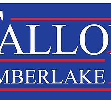 Fallon and Timberlake 2016 Election by Margaret Young