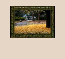 A Carpet of Golden Leaves Unisex T-Shirt
