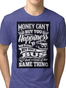 VW Happiness Tri-blend T-Shirt