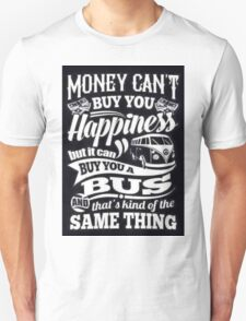 VW Happiness Unisex T-Shirt
