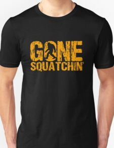 Sasquatch Bigfoot Hunter T-Shirt