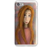 Ginny Violet iPhone Case/Skin