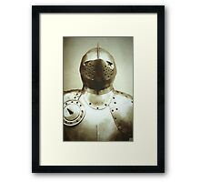 Knight Armour Framed Print