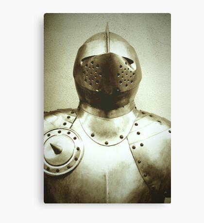 Knight Armour Canvas Print
