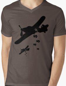 Privitisation of War - Stencil design tee. T-Shirt