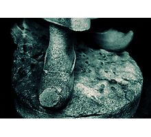 Sculpture Photographic Print