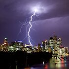 Summer Lightning by GabrielK