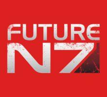 Future N7 One Piece - Short Sleeve