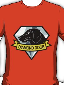 Metal Gear Solid - Diamond Dogs T-Shirt