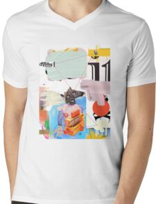 In My Place Mens V-Neck T-Shirt