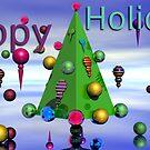 Happy Holidays by Ann Morgan