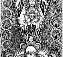 Our lady of misery  by Emily Never