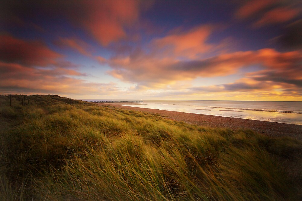 West Beach Seascape by Leon Ritchie