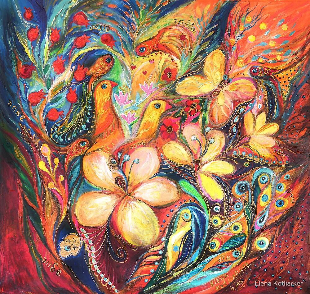 The Orange Wind by Elena Kotliarker