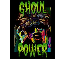 GHOUL POWER Photographic Print