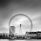 The London Eye by Sebastian Wuttke